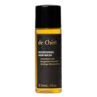 de cheri hair wash web