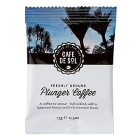 cafe de sol plunger coffee