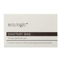 eco logic sanitary bag