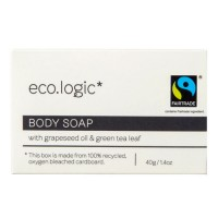 eco logic body 40gm soap web
