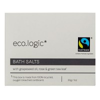 eco logic bath salts