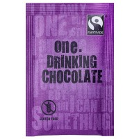gluten free one drinking chocolate