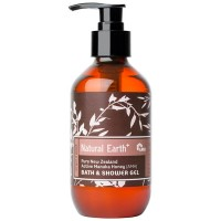 natural earth retail bath shower gel v2