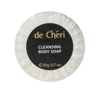 de cheri cleansing body soap
