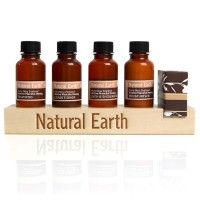 Natural Earth stand