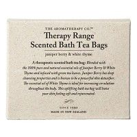 therapy scented bath tea bag