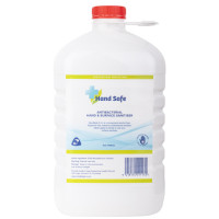 hand safe antibacterial 5L web