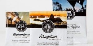 cafe de sol coffee range