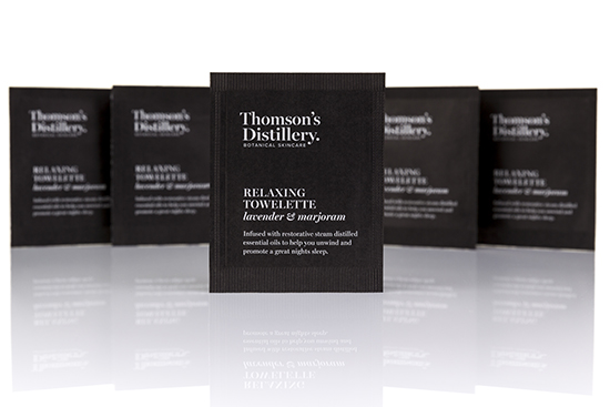 Thomsons towelettes range web